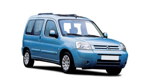 Citroen Berlingo 2007 - Camper Compatible