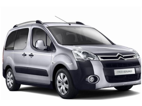 Citroen Berlingo 2015 - Camper Compatible