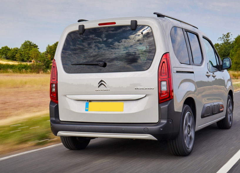 Citroen Berlingo - Boot