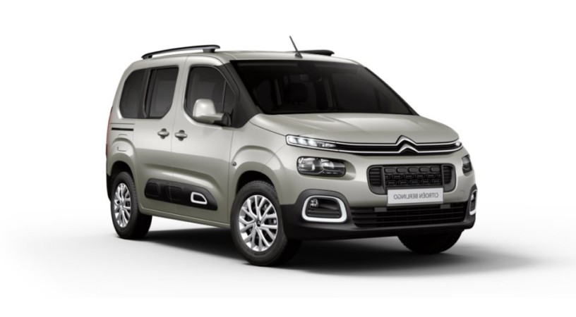 Citroen Berlingo - Camper Compatible