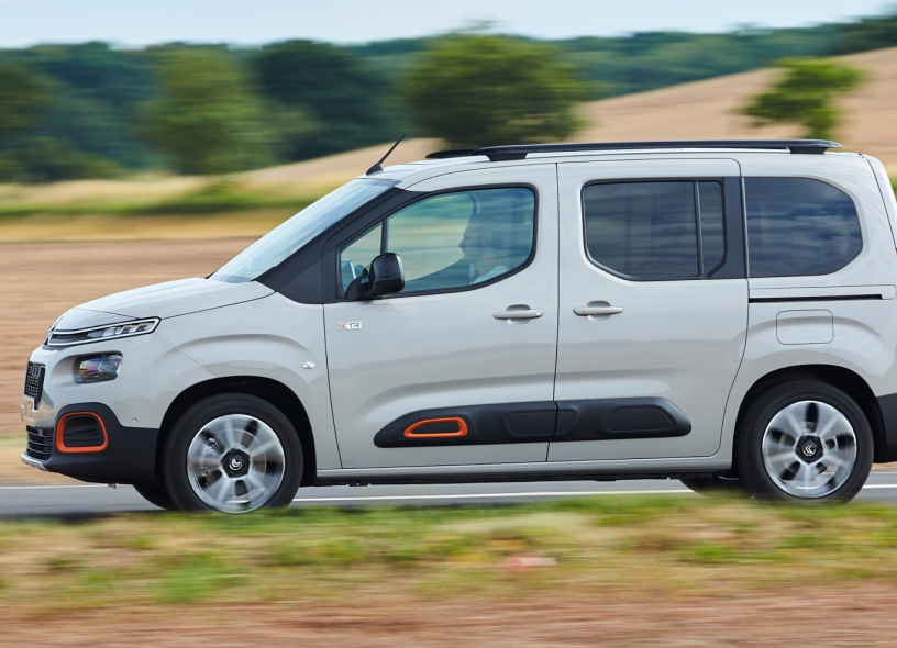 Citroen Berlingo - Driving