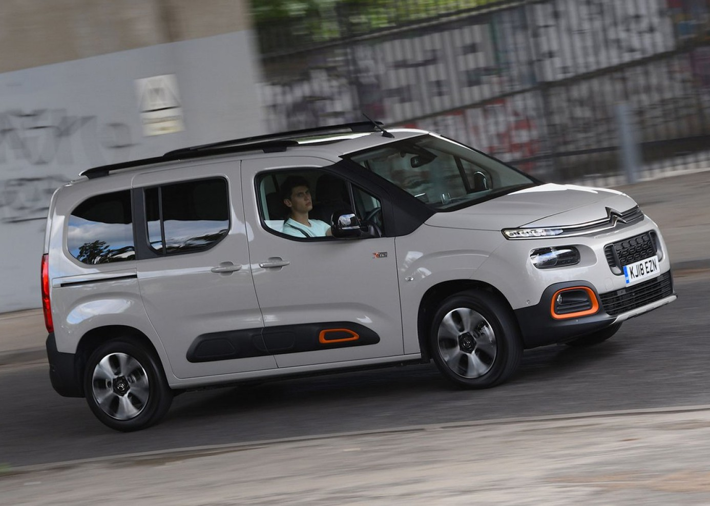 Citroen Berlingo - Urban Camper