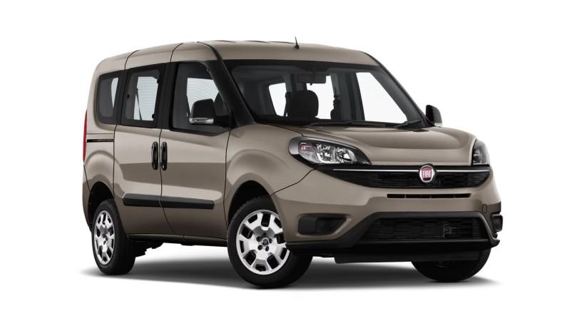 Fiat Doblo - Camper Compatible