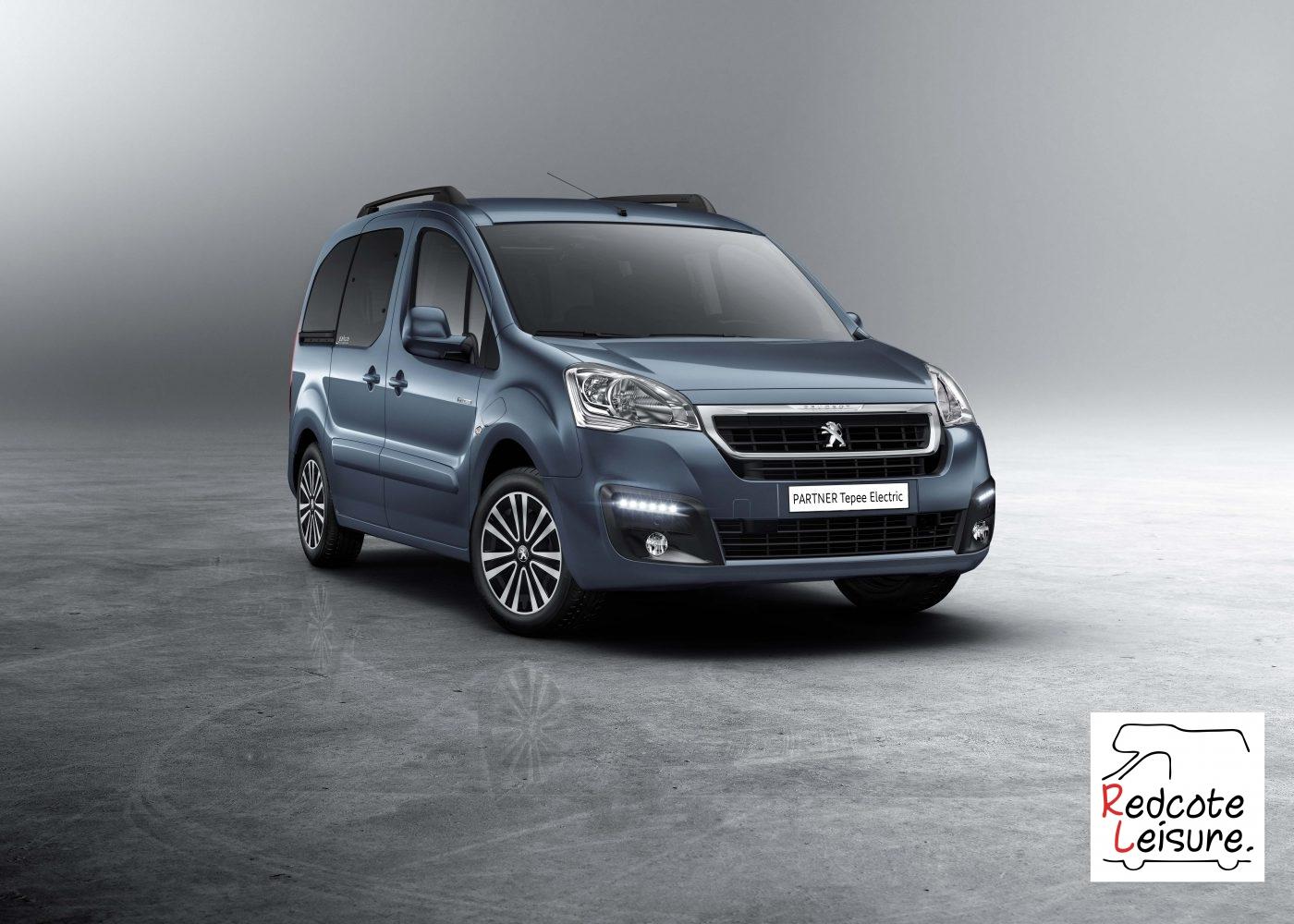 Peugeot Partner Camper Conversions