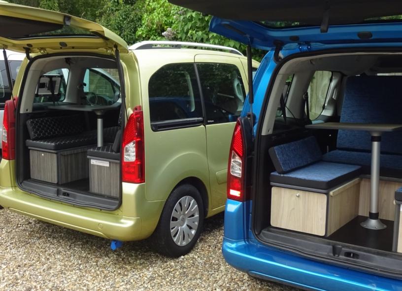 Redcote Leisure Micro Campers & motorhomes