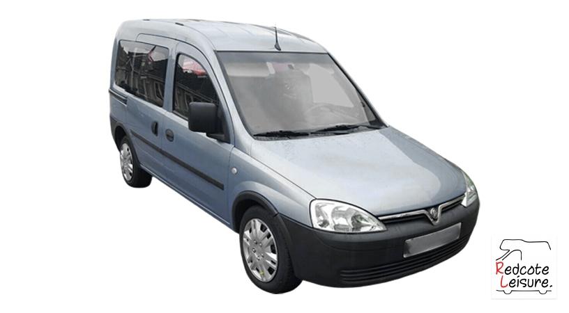 Vauxhall Combo Life 2010