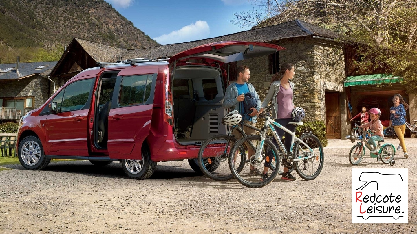 Ford Tourneo Connect Micro Camper Suitable Redcote Leisure