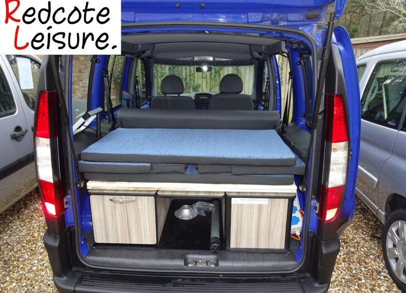 2004 Fiat Doblo JTD SX Micro Camper -14