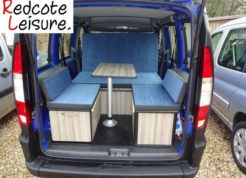 2004 Fiat Doblo JTD SX Micro Camper -15