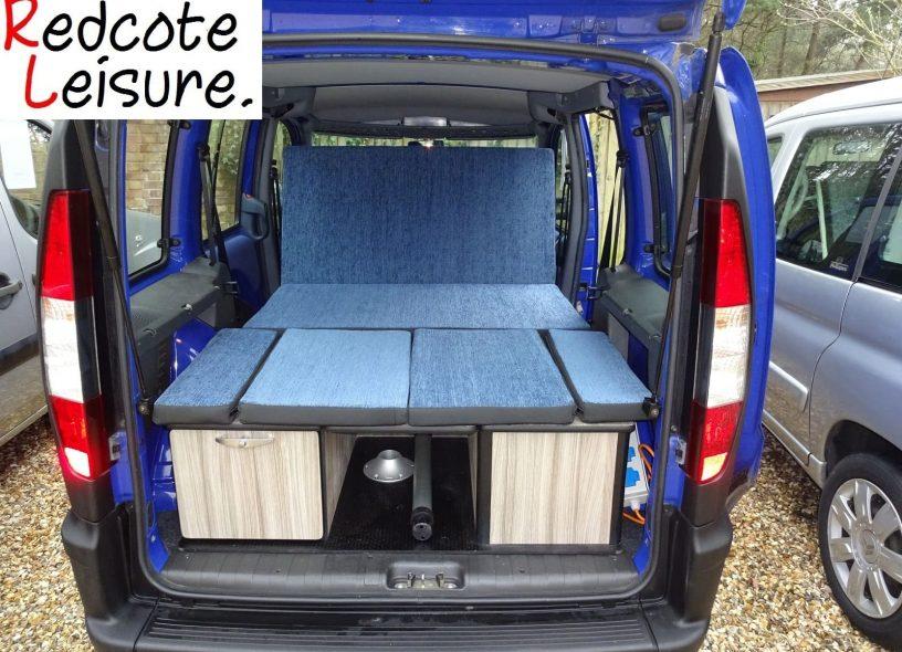 2004 Fiat Doblo JTD SX Micro Camper -16