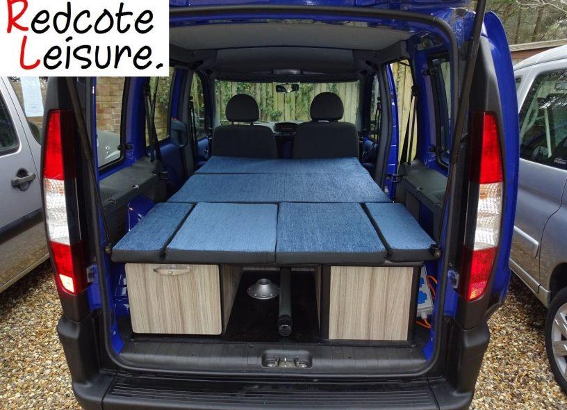 2004 Fiat Doblo JTD SX Micro Camper -17