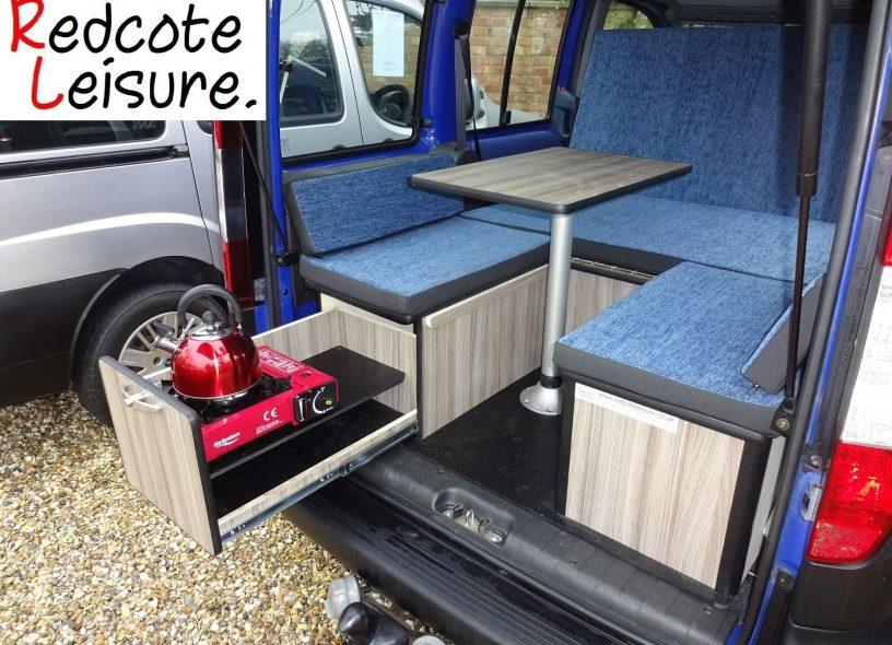 2004 Fiat Doblo JTD SX Micro Camper -18