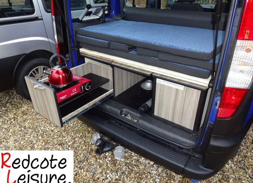 2004 Fiat Doblo JTD SX Micro Camper -19