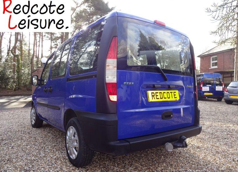 2004 Fiat Doblo JTD SX Micro Camper -4