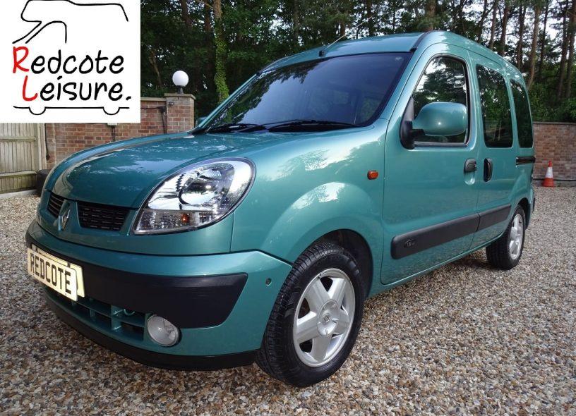2005 Renault Kangoo Expression Micro Camper -3