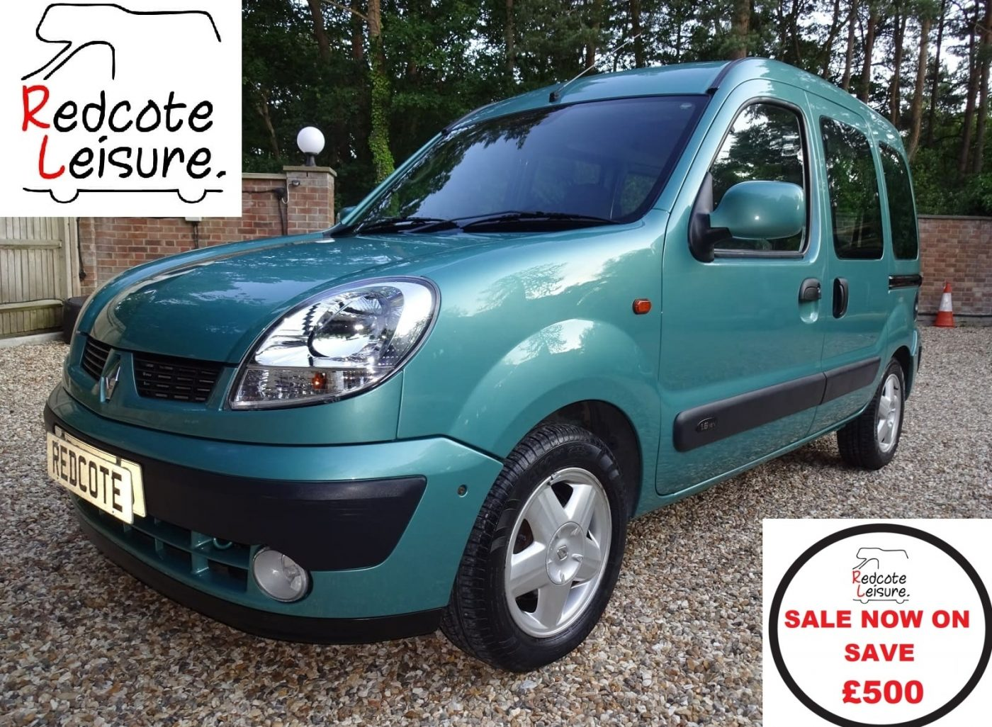 2005 Renault Kangoo Expression Micro Camper SALE