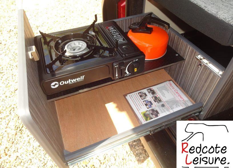 2010 Citroen Nemo Multispace Micro Camper -18