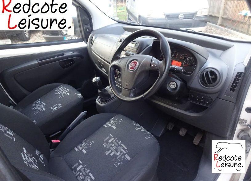 2010 Fiat Qubo Active Micro Camper -10