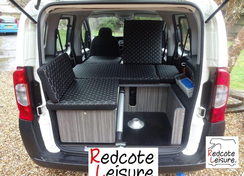 2010 Fiat Qubo Active Micro Camper -17