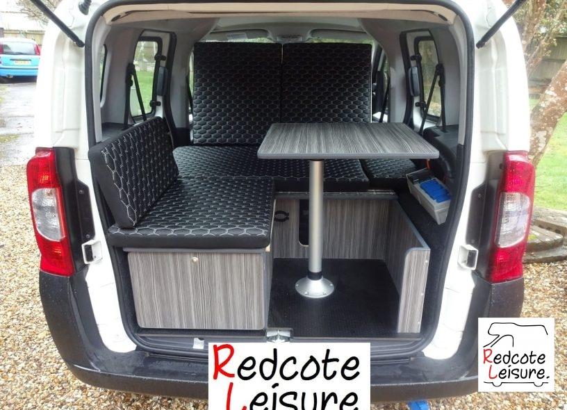 2010 Fiat Qubo Active Micro Camper -20