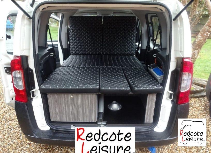 2010 Fiat Qubo Active Micro Camper -21