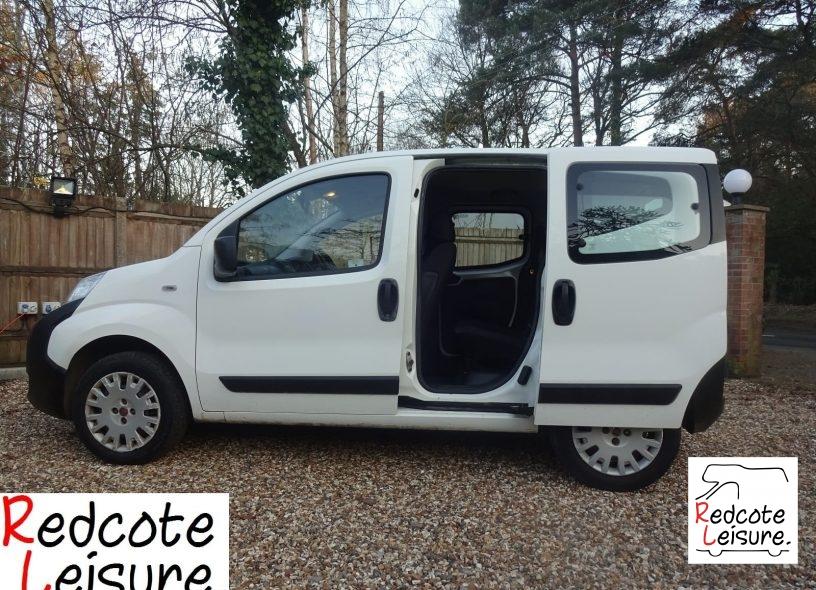 2010 Fiat Qubo Active Micro Camper -9