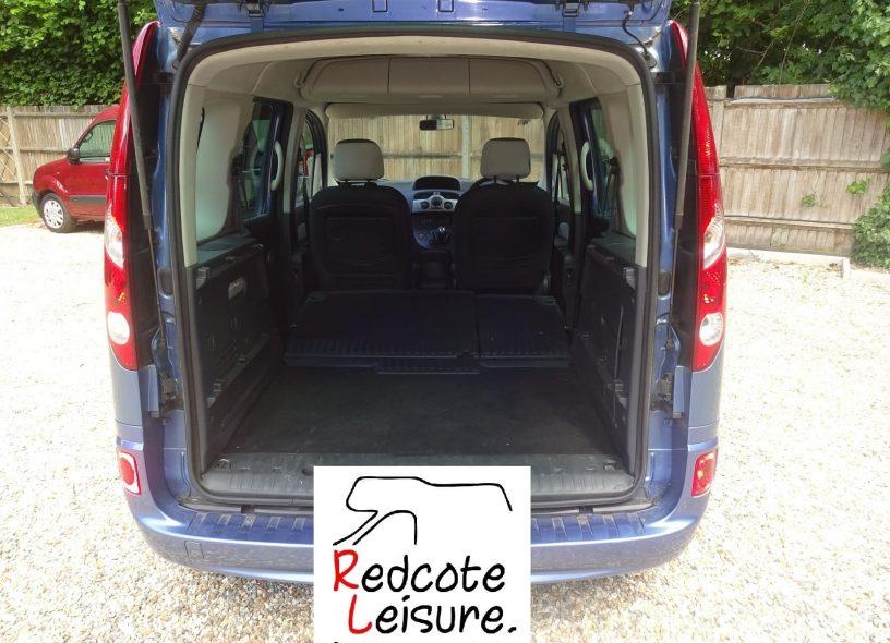 2011 Renault Kangoo Dynamique Micro Camper -16