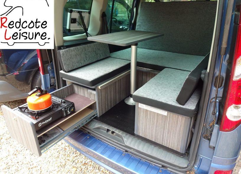 2011 Renault Kangoo Dynamique Micro Camper -26