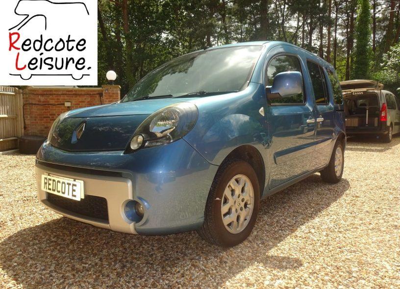 2011 Renault Kangoo Dynamique Micro Camper -3