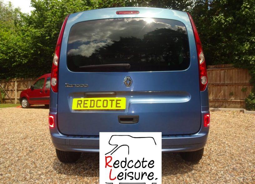 2011 Renault Kangoo Dynamique Micro Camper -4