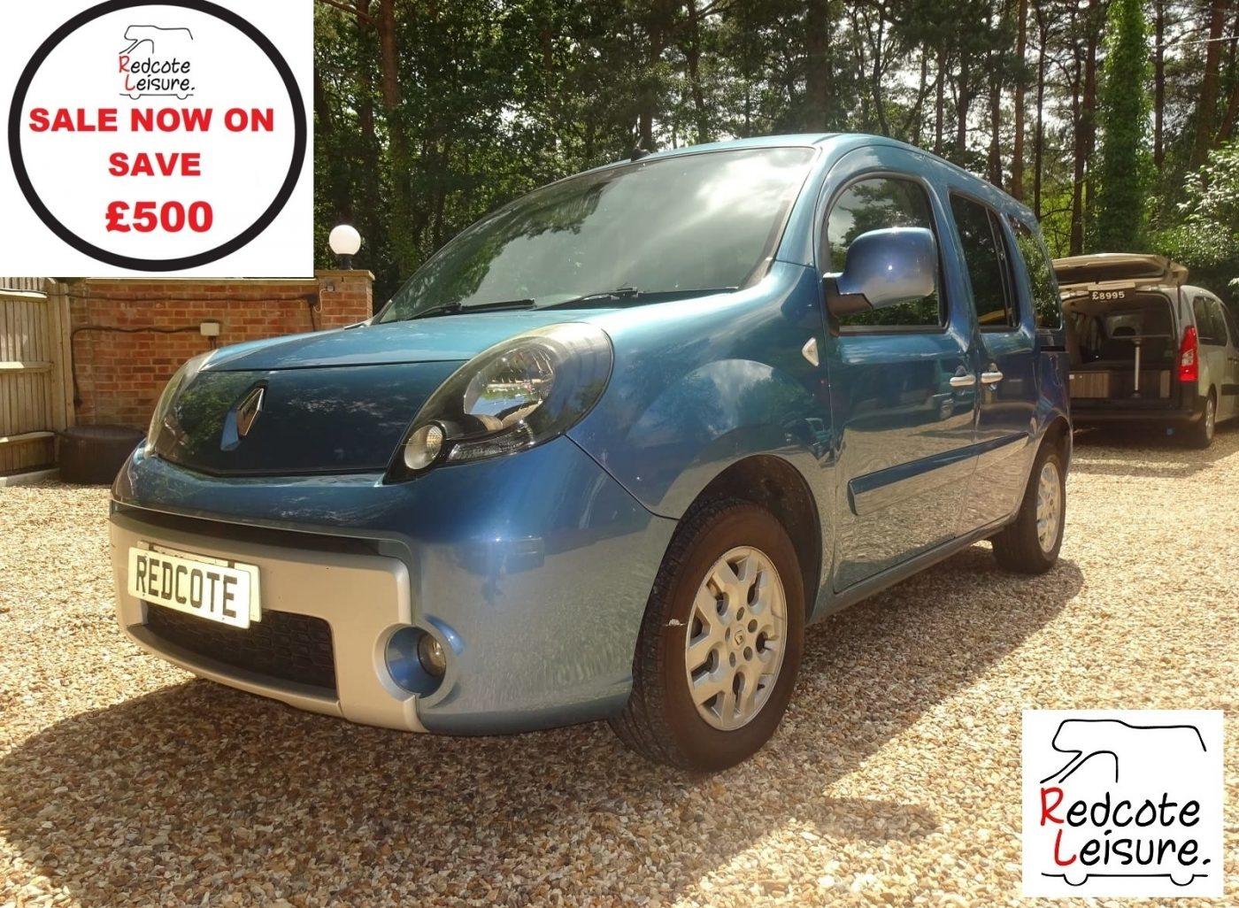 2011 Renault Kangoo Dynamique Micro Camper SALE £500