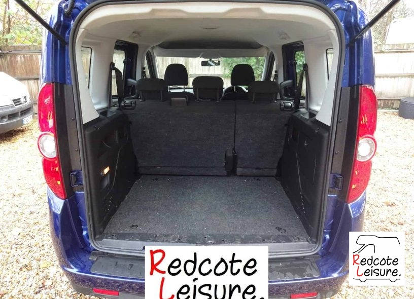 2012 Fiat Doblo Mylife Micro Camper -10