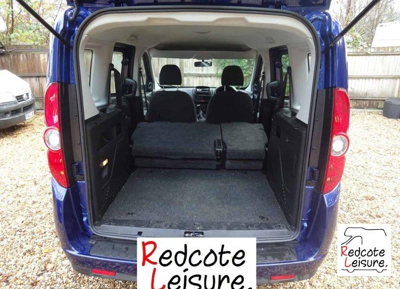 2012 Fiat Doblo Mylife Micro Camper -11