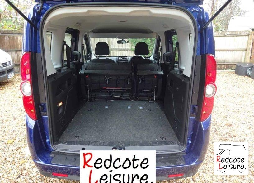 2012 Fiat Doblo Mylife Micro Camper -12