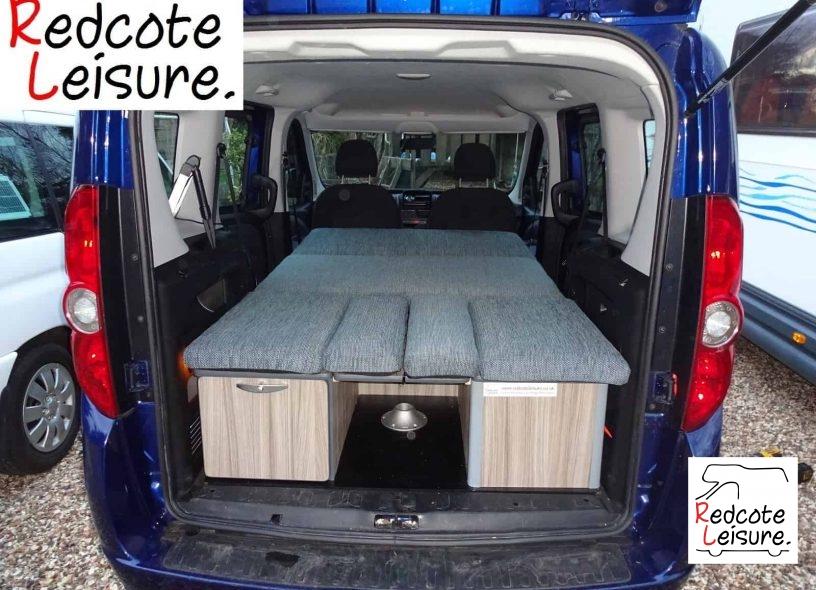 2012 Fiat Doblo Mylife Micro Camper -15