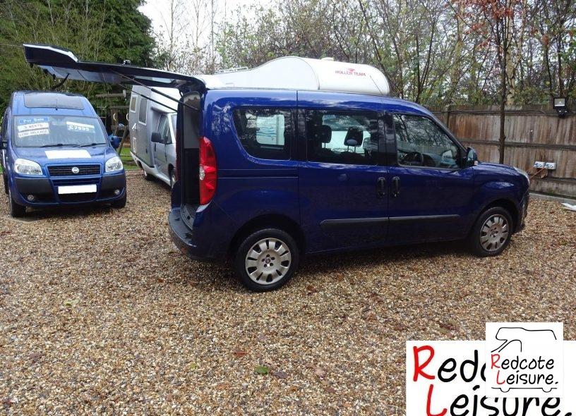 2012 Fiat Doblo Mylife Micro Camper -19