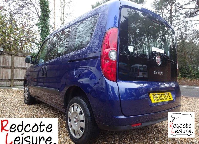 2012 Fiat Doblo Mylife Micro Camper -4