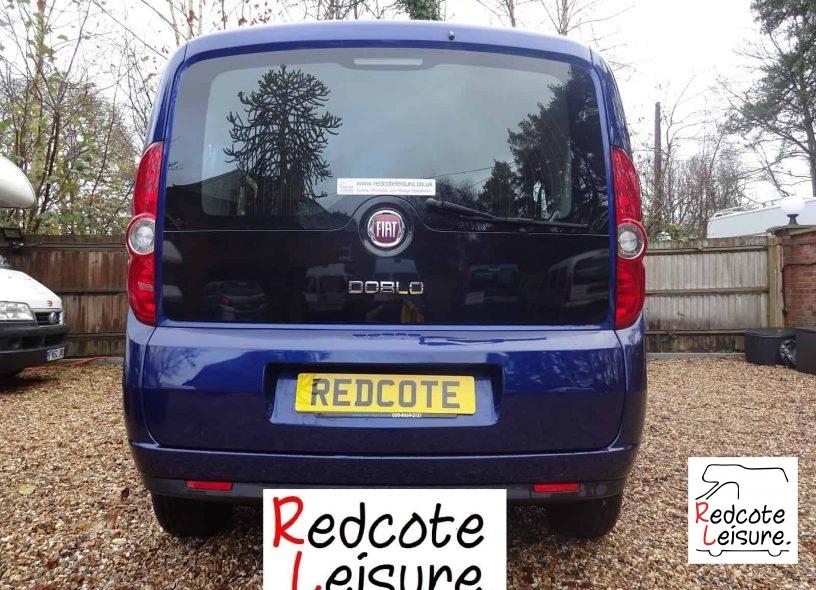 2012 Fiat Doblo Mylife Micro Camper -5