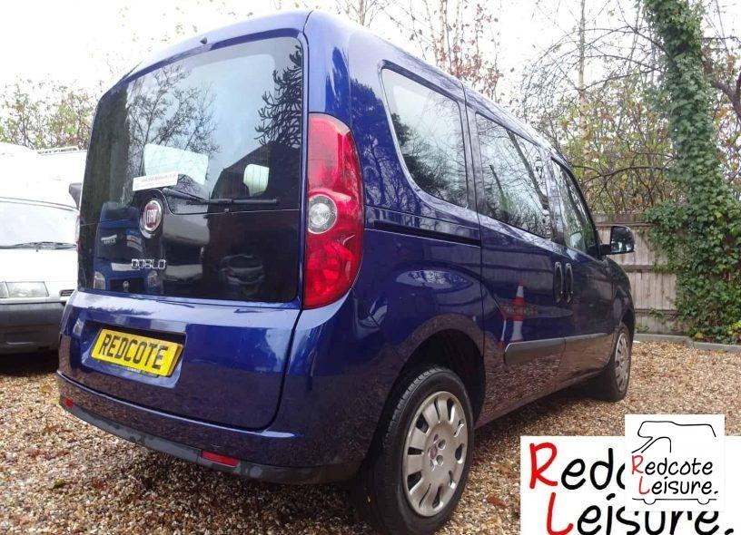 2012 Fiat Doblo Mylife Micro Camper -7