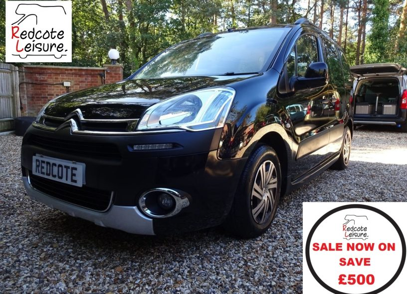 Citroen Berlingo Multispace 1.6 e-HDi Airdream XTR EGS6 SALE
