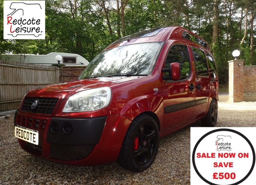 Fiat Doblo Dynamic High-Top GWRH SALE