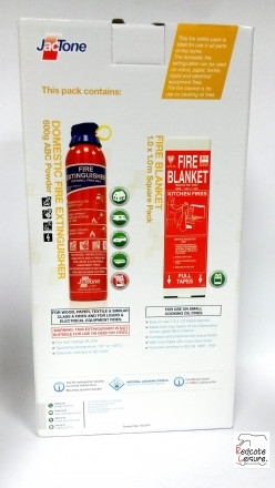 Home & Leisure Fire Safety Pack