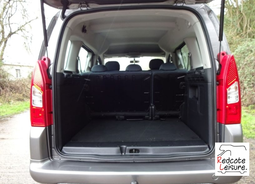 2010 Peugeot Partner Tepee Micro Camper (4)