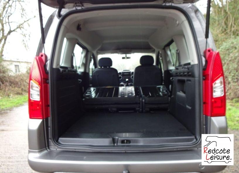 2010 Peugeot Partner Tepee Micro Camper (5)