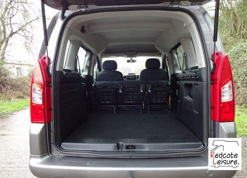 2010 Peugeot Partner Tepee Micro Camper (6)