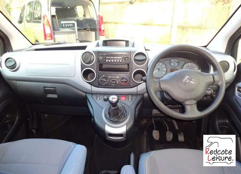 2011 Citroen Berlingo VTR Micro Camper (15)