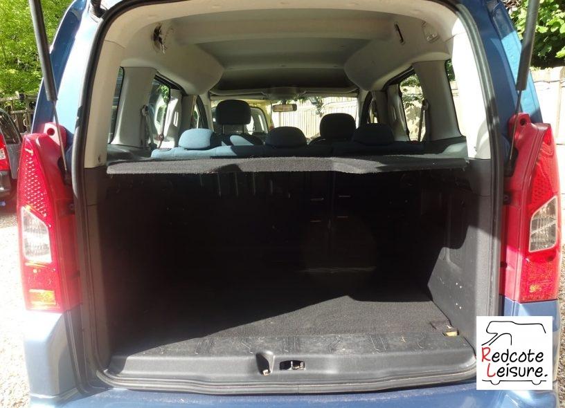 2009 Citroen Berlingo VTR Micro Camper (10)