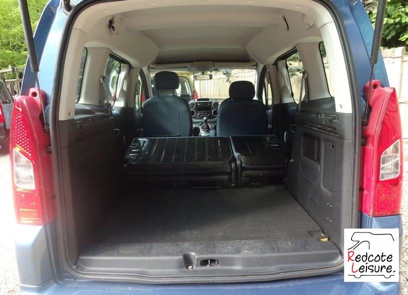 2009 Citroen Berlingo VTR Micro Camper (12)