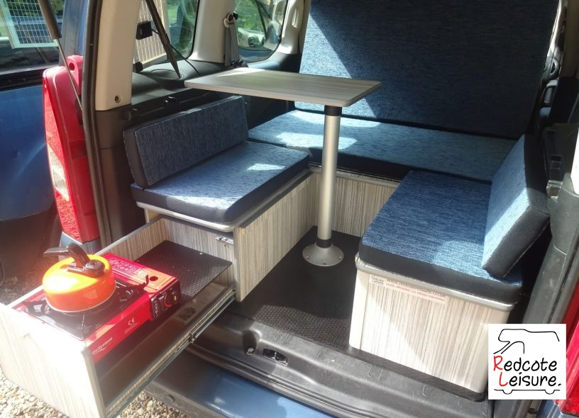 2009 Citroen Berlingo VTR Micro Camper (15)