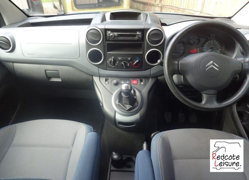 2009 Citroen Berlingo VTR Micro Camper (17)